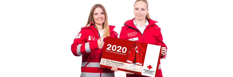 ROTES KREUZ Niederösterreich - Mitgliedschaft